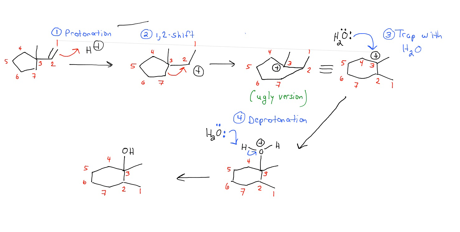 Two Midterm Problems I Like – Master Organic Chemistry