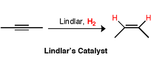 Reagent Friday: Lindlar's Catalyst