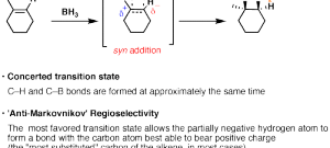Hydroboration of Alkenes: The Mechanism