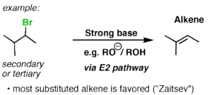 Synthesis (3) – Reactions of Alkyl Halides