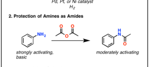 More Reactions on the Aromatic Sidechain: Reduction of Nitro Groups and the Baeyer Villiger