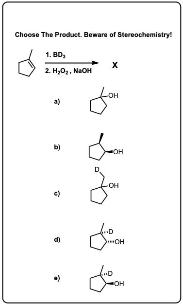 Hydroboration of Alkenes – Master Organic Chemistry