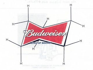 Budweiser cyclohexane